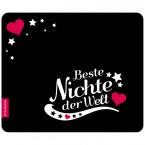 Mousepad Beste Nichte - Motiv 7