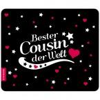 Mousepad Bester Cousin - Motiv 5