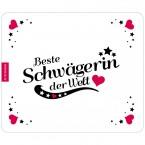 Mousepad Beste Schwägerin - Motiv 4