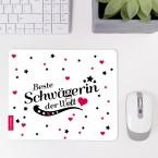 Mousepad Beste Schwägerin - Motiv 6