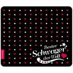 Mousepad Bester Schwager - Motiv 1