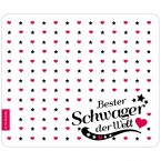 Mousepad Bester Schwager - Motiv 2