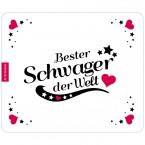 Mousepad Bester Schwager - Motiv 4