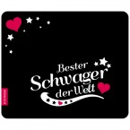 Mousepad Bester Schwager - Motiv 7