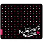 Mousepad Beste Kumpeline - Motiv 1