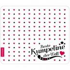 Mousepad Beste Kumpeline - Motiv 2
