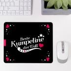 Mousepad Beste Kumpeline - Motiv 3