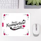 Mousepad Beste Kumpeline - Motiv 4