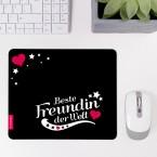 Mousepad Beste Freundin - Motiv 7