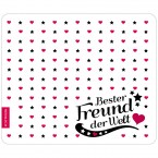 Mousepad Bester Freund - Motiv 2