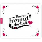 Mousepad Bester Freund - Motiv 4