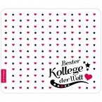 Mousepad Bester Kollege - Motiv 2