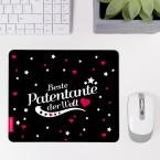 Mousepad Beste Patentante - Motiv 5