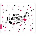 Mousepad Beste Patentante - Motiv 6