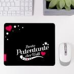 Mousepad Beste Patentante - Motiv 7