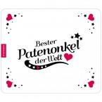 Mousepad Bester Patenonkel - Motiv 4