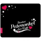 Mousepad Bester Patenonkel - Motiv 7