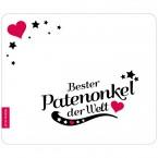 Mousepad Bester Patenonkel - Motiv 8