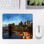 Mousepad New York bei Nacht