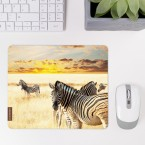 Mousepad Zebras