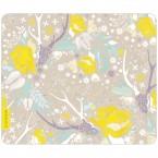 Mousepad Geometrisches Muster Hirschtotenkopf Pastell