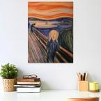 Poster Edvard Munch - Der Schrei
