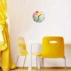 Motivuhr Baloons