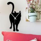 Uhr Katze