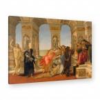 Leinwandbild von Botticelli