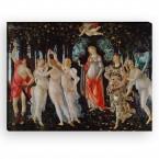 Botticelli - der Frühling