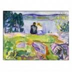 Edvard Munch - Frühling