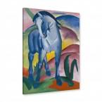Franz Marc - Blaues Pferd