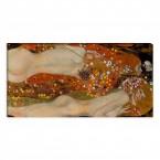 Gustav Klimt - Wasserschlangen II