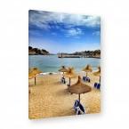 Leinwandbild - Strand - Beach - Sand