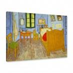 Van Gogh Schlafzimmer in Arles Leinwandbild