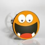Stöpselaufkleber Smileys