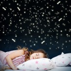 Leuchtaufkleber 260 Sterne und Sternschnuppen