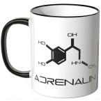 adrenalin tasse chemische zusammensetzung