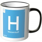 tasse element wasserstoff h