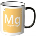 Magnesium Element Tasse