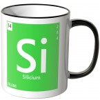 tasse element silicium