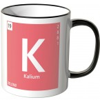 Kalium Element Tasse
