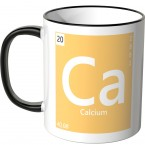 "JUNIWORDS Tasse Element Calcium ""Ca"""