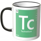 Tasse Element Technetium