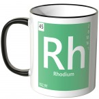Tasse Element Ruthenium