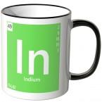 Tasse Element Indium
