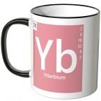ytterbium tasse element