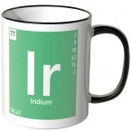 Iridium Element Tasse