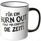 tasse burnout humor