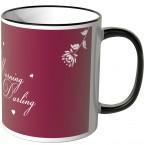 JUNIWORDS Tasse Good Morning Darling